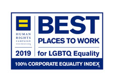Best Places to Work for LGBTQ Equality 2018